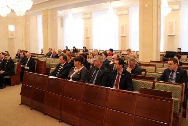 Расширенное заседание постоянной комиссии