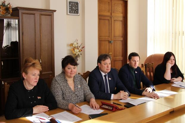 Заседание постоянной комиссии